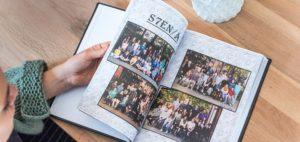 activité quarantaine créer un yearbook