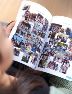 S'occuper pendant le confinement en créant un yearbook