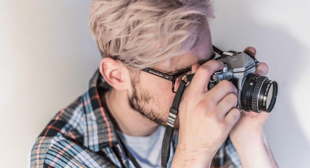 photo etudiant photographe yearbook