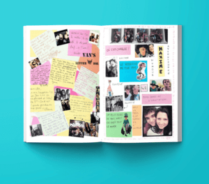 yearbook design ideas