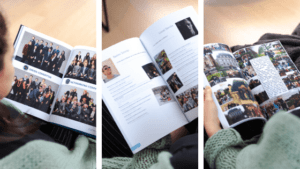 yearbook exemple sections eleves
