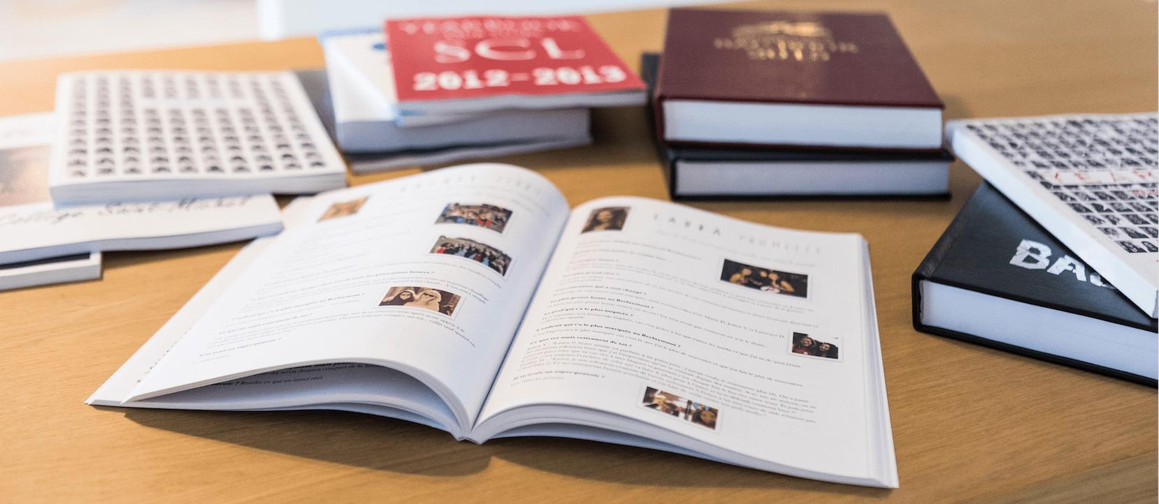 Yearbook USA : la tradition étudiante importée des Etats ...