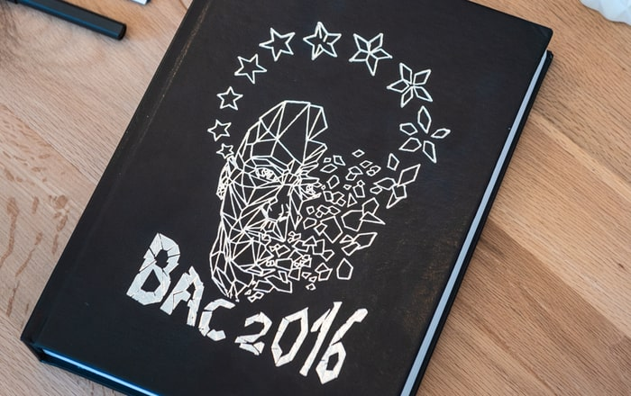 Yearbook couverture bac
