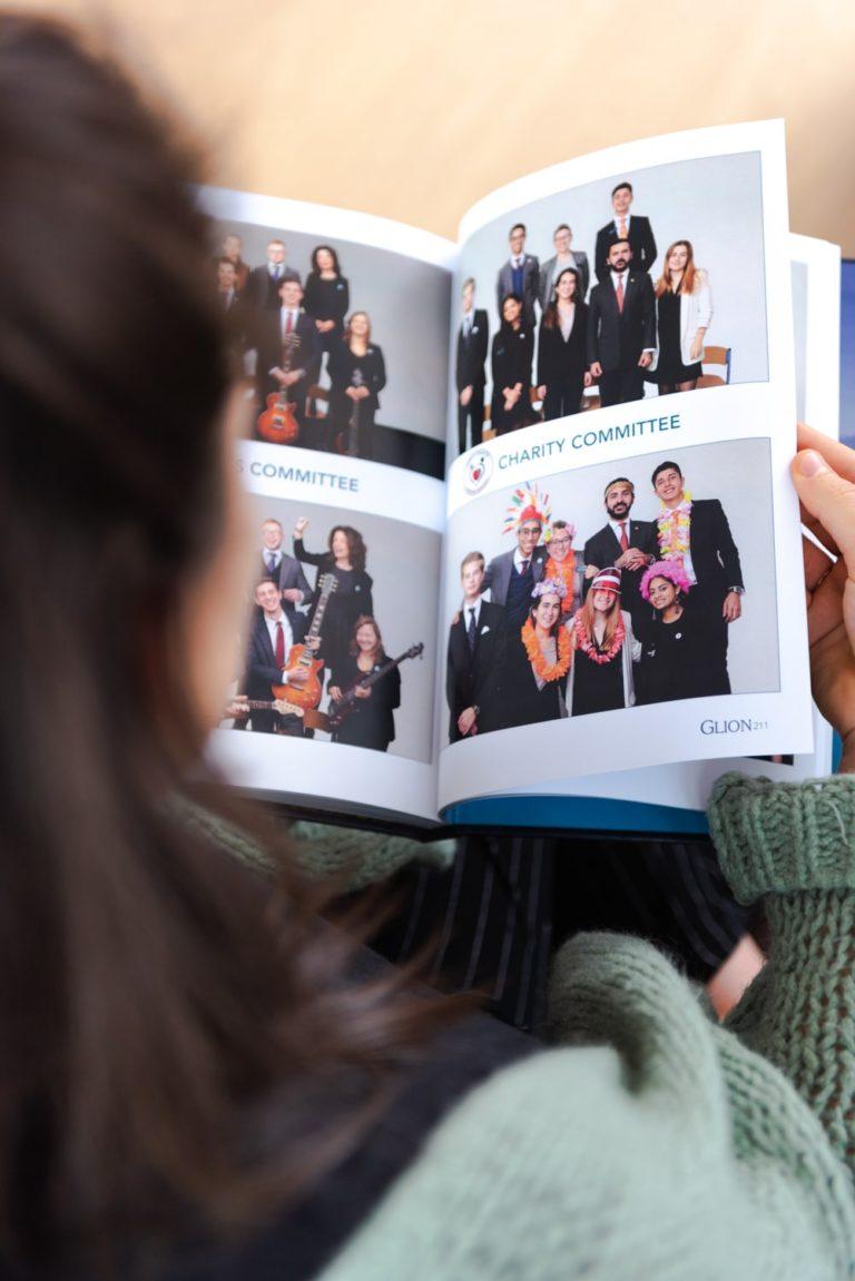 Exemples yearbooks, Sections yearbooks, Exemples album de ...