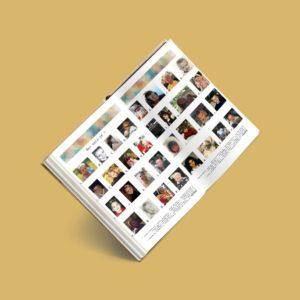 Yearbook portraits bébés