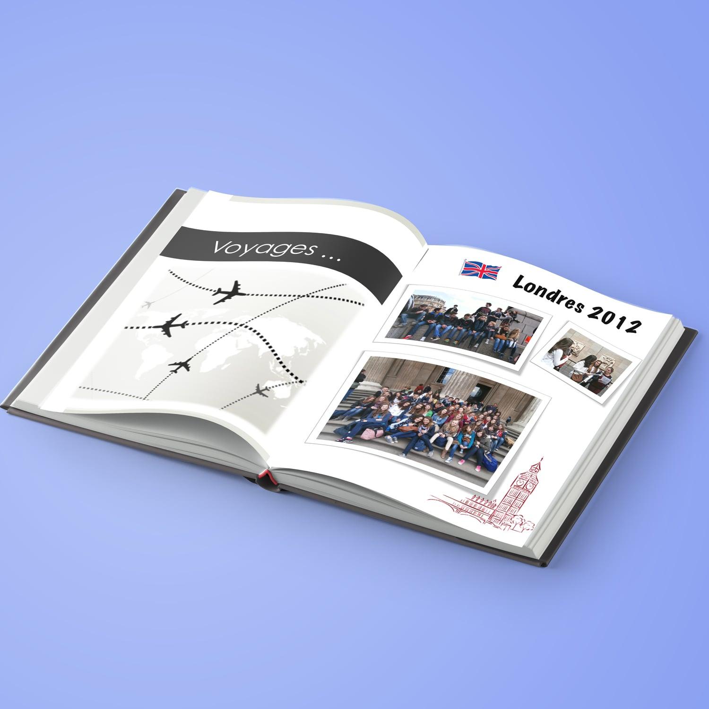 Livre de promotion pour élèves