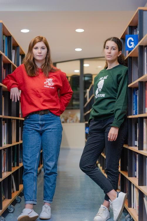 Sweats personnalisés étudiants