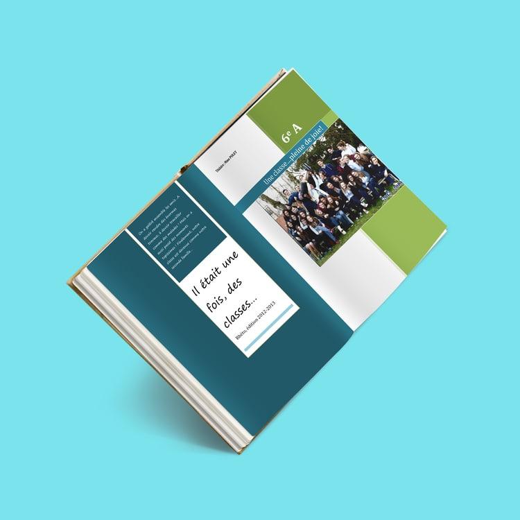 Yearbook photos de classe belges