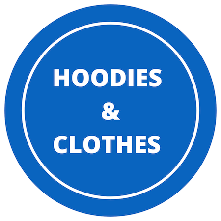 FAQ Hoodies & clothes