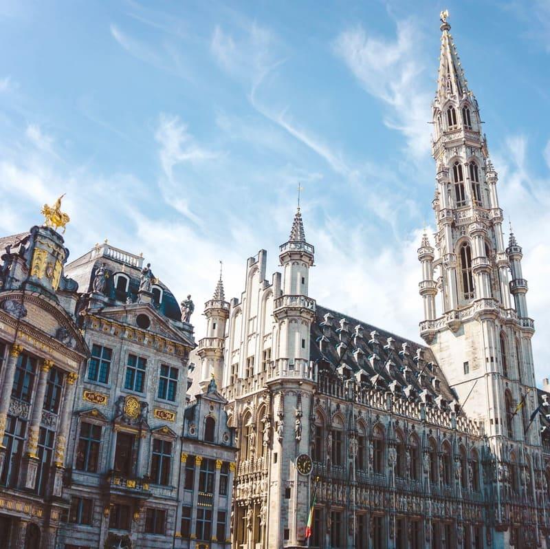 Etre étudiant à Bruxelles Belgique
