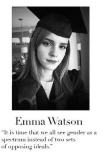 Celebrity yearbook quote Emma Watson