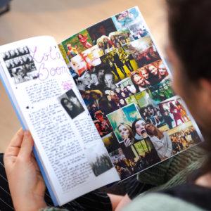 Yearbook élèves école