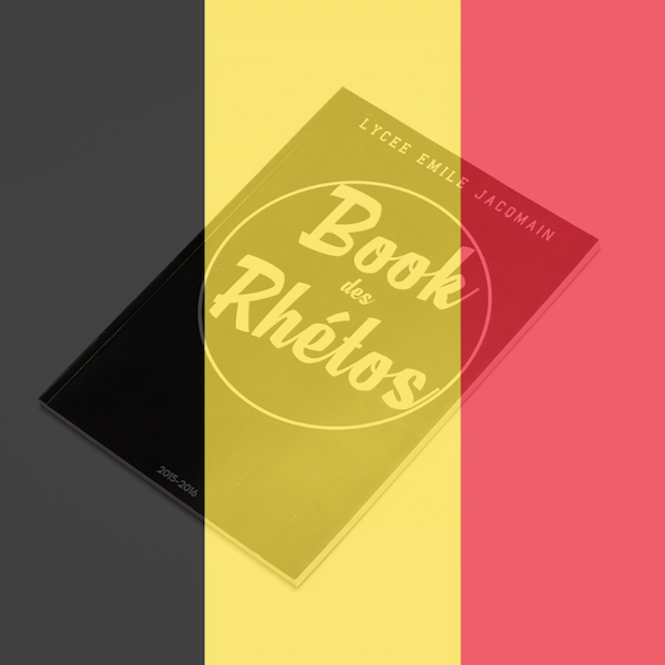 Yearbook rhéto Belgique