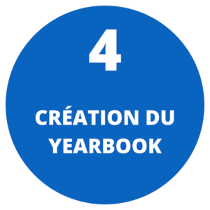 Création du yearbook