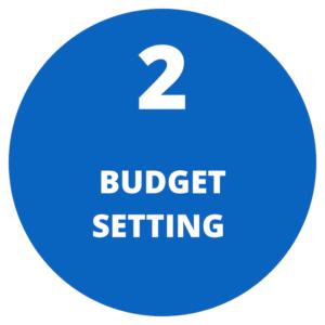 Budget setting