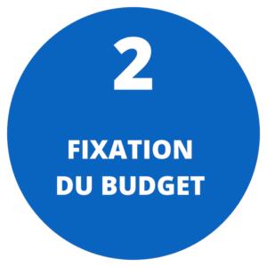 Fixation du budget