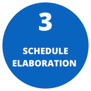 Schedule elaboration