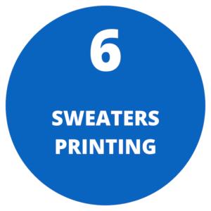 Sweaters printing