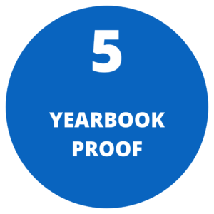 yearbook proof